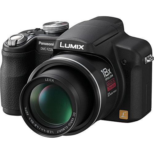Panasonic fz18 firmware update.