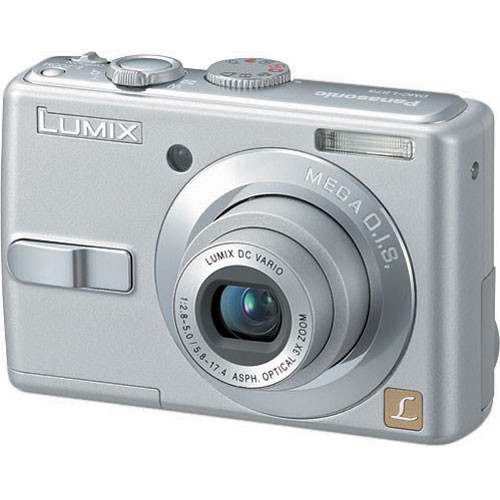 panasonic lumix dmc ls75 digital camera dmc ls75 b h photo video rh bhphotovideo com Newest Panasonic Lumix Camera Panasonic Lumix G