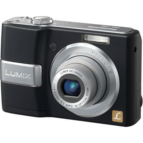 panasonic lumix dmc ls80 digital camera black dmc ls80k b h rh bhphotovideo com panasonic dmc-ls80 manuale panasonic dmc-ls80 manuale