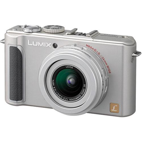 panasonic lumix dmc lx3 digital camera silver dmc lx3s b h rh bhphotovideo com lumix dmc-lx3 mode d'emploi lumix dmc-lx3 manual pdf