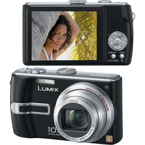 Amazon. Com: panasonic lumix dmc-tz3 digital camera memory card 2gb.