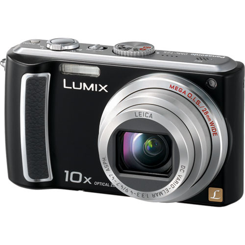 panasonic lumix dmc tz5 digital camera black dmc tz5k b h rh bhphotovideo com Lumix Logo Lumix GX7