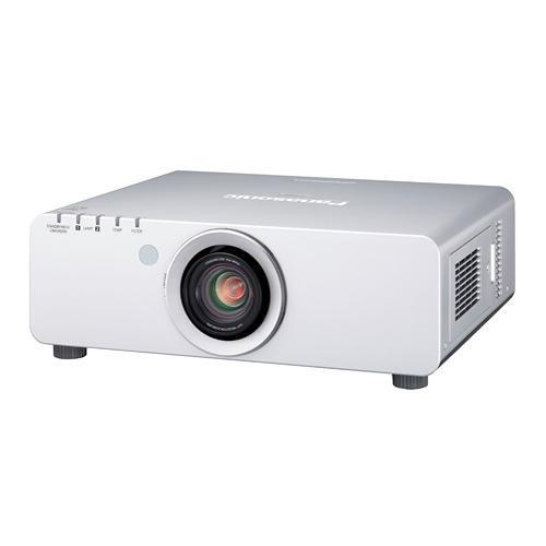 panasonic ptdw6300us dlp projector silver pt dw6300us b h rh bhphotovideo com