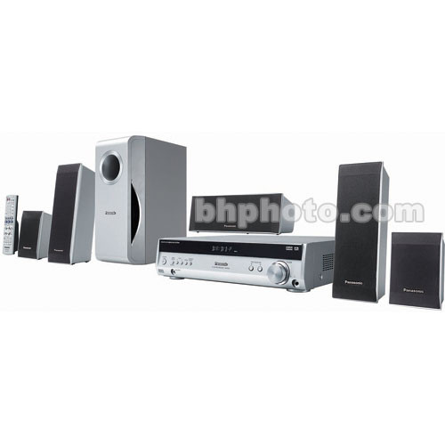panasonic sc ht40 home theater system scht40 b h photo video. Black Bedroom Furniture Sets. Home Design Ideas