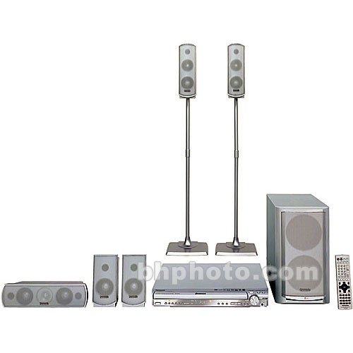 panasonic sc ht730 home theater system scht730 b h photo video. Black Bedroom Furniture Sets. Home Design Ideas