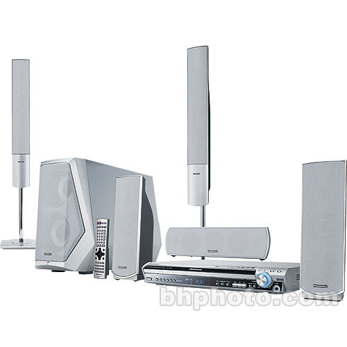 Panasonic Sc Ht930 5 Dvd Changer Home Theater System