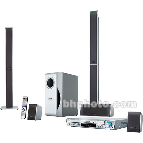 panasonic sc ht740 home theater system b h photo video. Black Bedroom Furniture Sets. Home Design Ideas