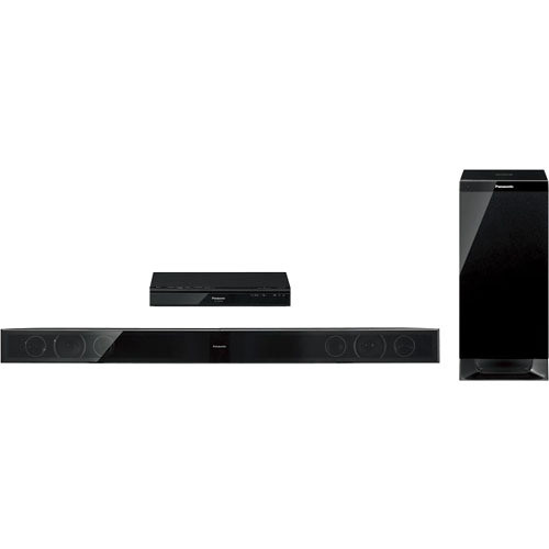 Panasonic Sc Htb550 Home Theater System Sound Bar W Subwoofer