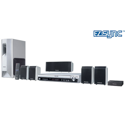 panasonic sc pt650 home theater system sc pt650 b h photo video. Black Bedroom Furniture Sets. Home Design Ideas