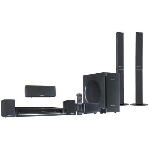 panasonic sc pt770 home theater system sc pt770 b h photo video. Black Bedroom Furniture Sets. Home Design Ideas