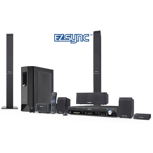 panasonic sc pt950 home theater system sc pt950 b h photo video. Black Bedroom Furniture Sets. Home Design Ideas