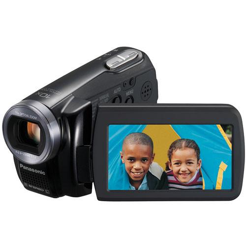 panasonic sdr s7 sd camcorder black sdr s7k b h photo video rh bhphotovideo com Panasonic SDR S26 Panasonic SDR S26