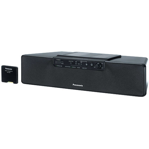 how to connect panasonic speakers to tcl