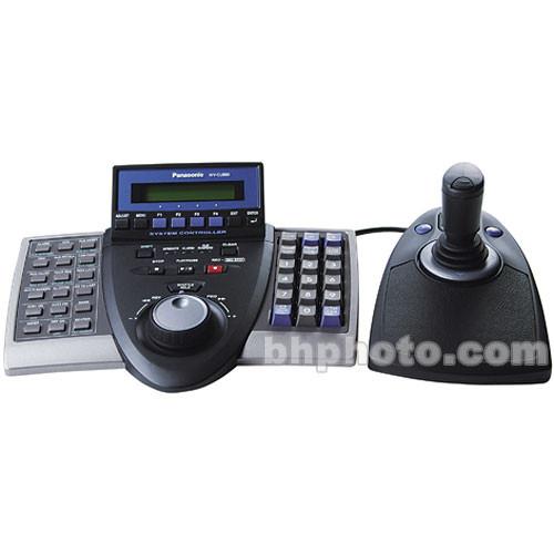Panasonic Wvcu Wvcu Controller For Wj Sx on Ptz Keyboard Controller