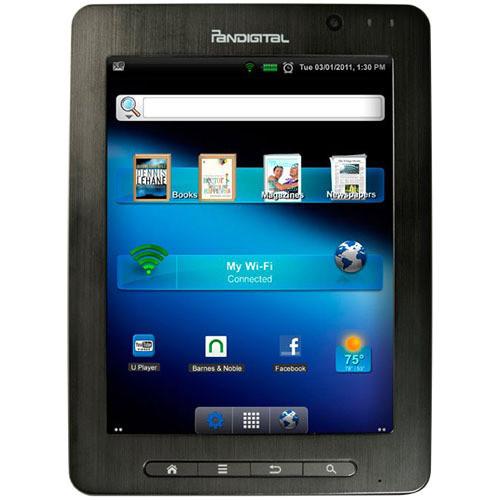 pandigital supernova 8 media tablet - photo #7