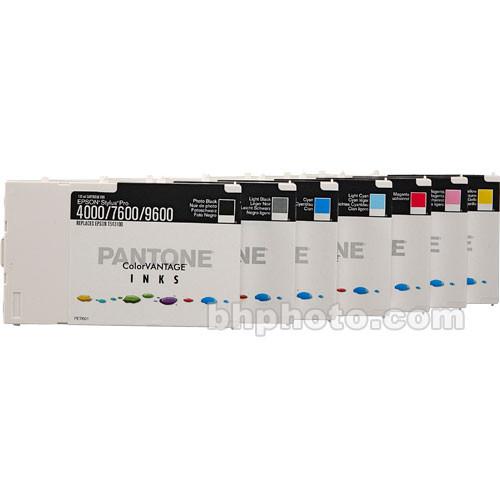 pantone colorvantage ink starter kit 110ml pe7600 b h photo. Black Bedroom Furniture Sets. Home Design Ideas