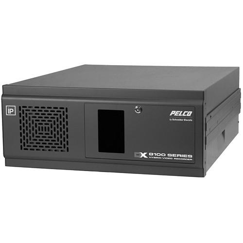 pelco dx8100 16 ch 6tb digital video recorder dx8116 6000 b h rh bhphotovideo com Pelco DX Client Series Pelco DVR Recorders