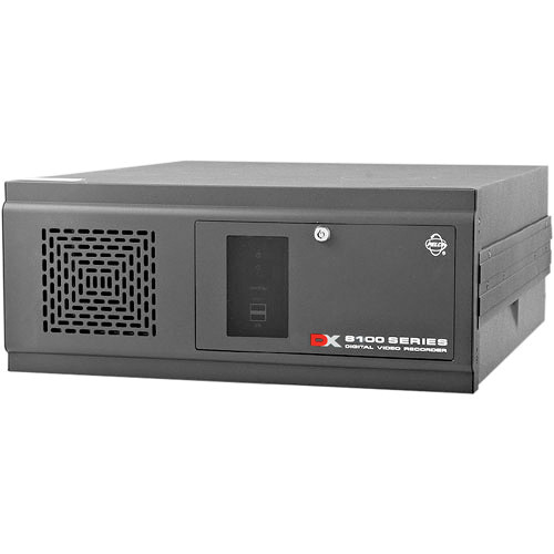 pelco dx8100 24 ch 8tb digital video recorder dx8124 8000ma b h rh bhphotovideo com Pelco 16 Channel DVR Pelco DVR Surveillance 1