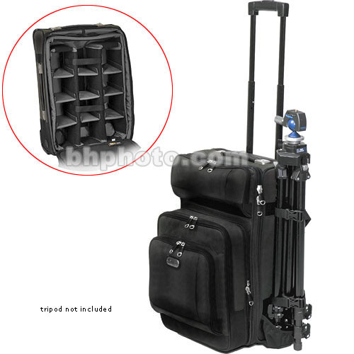 Pelican Pcs 183 Rolling Case Black