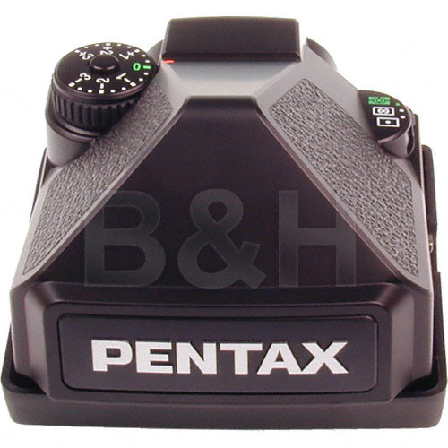 Pentax AE Prism Finder (Auto Exposure) for 67II ONLY