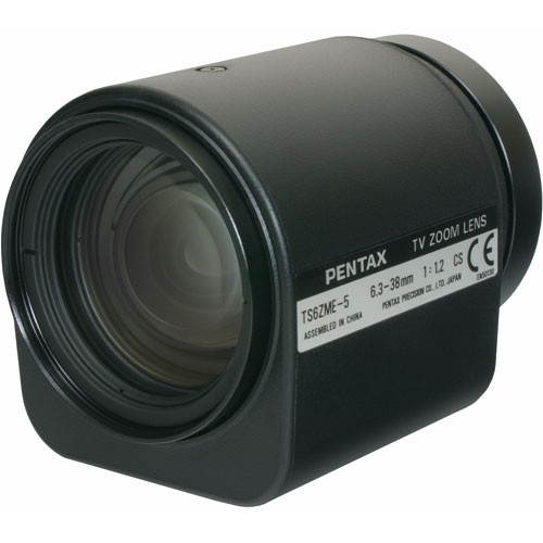 Pentax C70600 6 3 To 38 Mm F 1 2 Motorized Zoom Lens C70600 B H