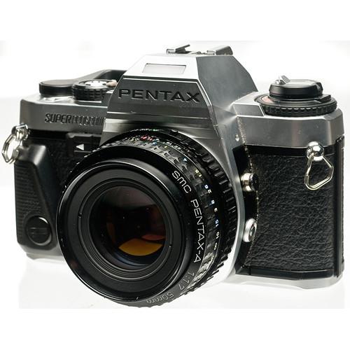 used pentax super program 35mm manual focus camera with a 50mm rh bhphotovideo com pentax super program instruction manual user manual for pentax super program