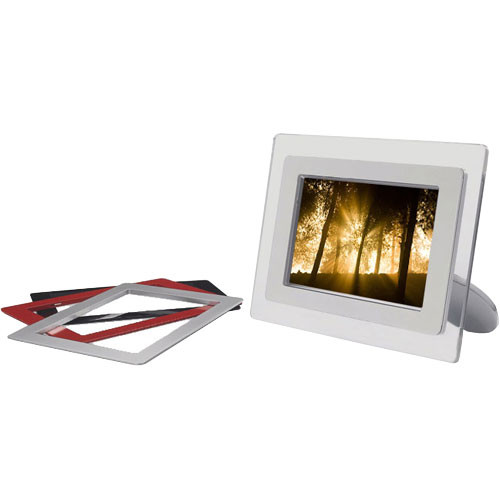 Philips Photoframe 7 Digital Picture Frame 7ff1m437 Bh