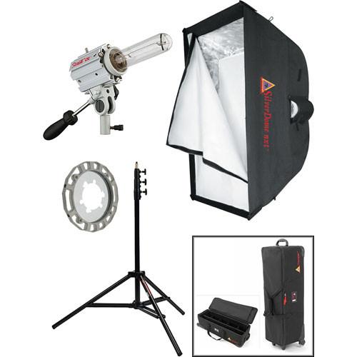 Photoflex Starlite QL Location One Light Kit (120-240VAC)  sc 1 st  Bu0026H & Photoflex Starlite QL Location One Light Kit FV-SL24321BG Bu0026H