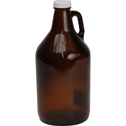 Photographers Formulary Gl Storage Jug Amber 1 2 Gallon