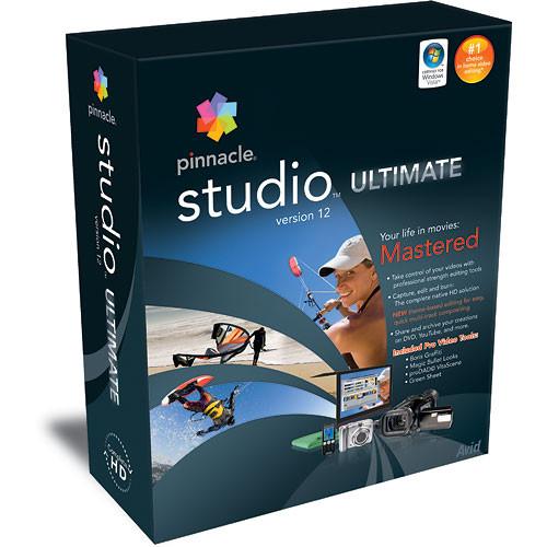 pinnacle video editing software free  for windows xp