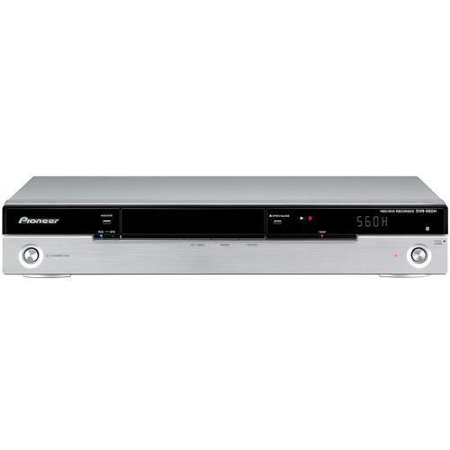 Pioneer DVR-560HS Multi-System DVD Recorder DVR560HS B&H Photo
