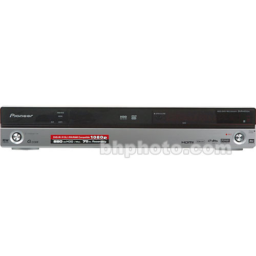 Pioneer DVR-RT602H-S Recorder Drivers PC