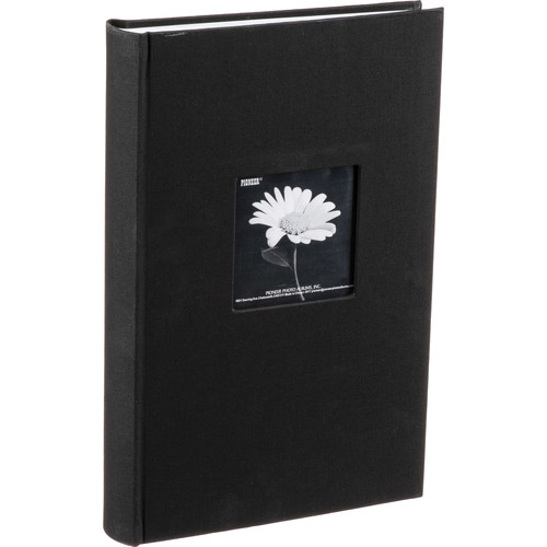 Pioneer Photo Albums Da 300cbf Fabric Frame Da300cbfbk Bh
