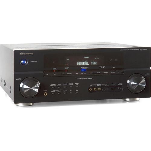 Pioneer VSX-1018AH 7.1-Channel A/V Receiver (Black) VSX ...