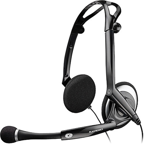 plantronics audio 400 dsp usb computer headset 76921 11 b h