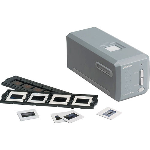 Plustek OpticFilm 7200, 7200 dpi, 35mm, Film Scanner A11-BBM31-A