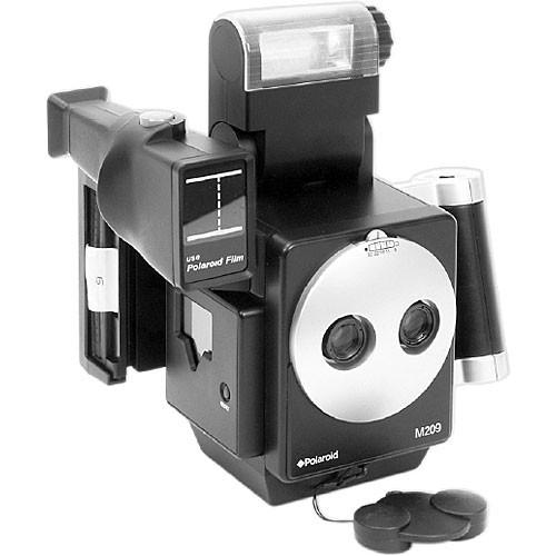 Polaroid MiniPortrait 209 2-Lens Camera 649634 B&H Photo Video