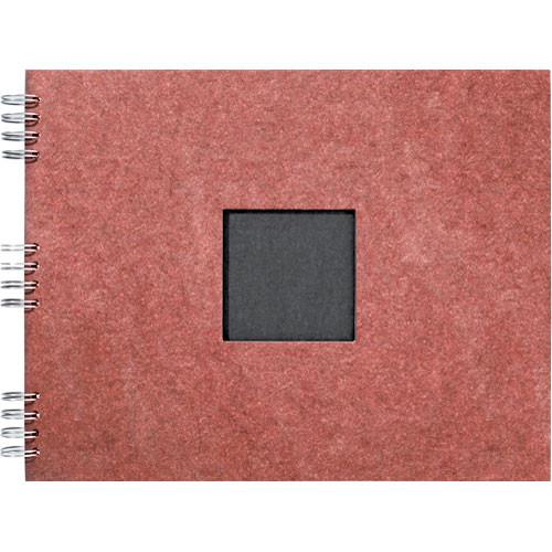 Prat Marmara Classic Scrapbook 8 X 8 Red F005110 Bh