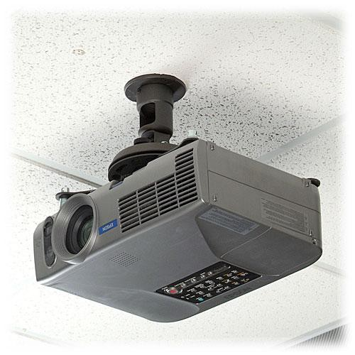 Premier Mounts Universal Projector Mount With False Ceiling Adapter