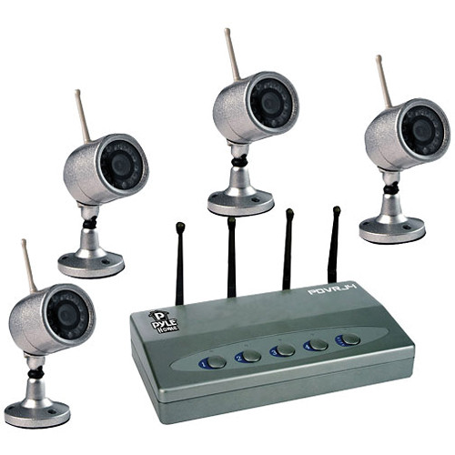 Pyle wireless camera