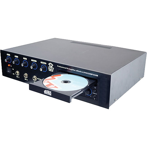 Amplifier With Dvd And Usb Amplifier With Dvd/mp3/usb