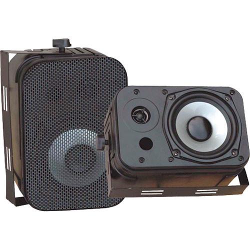 Pyle Pro Pdwr40b 5 25 Indoor Outdoor, Pyle Outdoor Speakers
