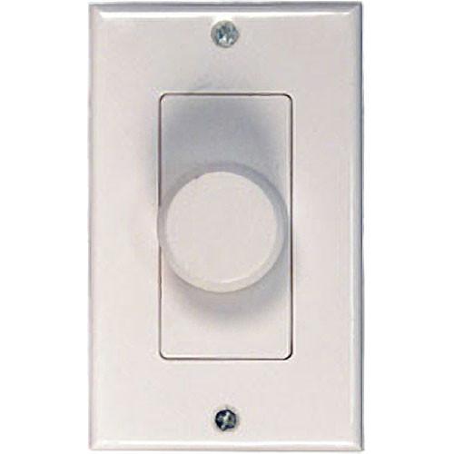 pyle pro pvc1 wall mount rotary volume control knob pvc1 b h rh bhphotovideo com wall volume control knob wiring installing in wall volume controller