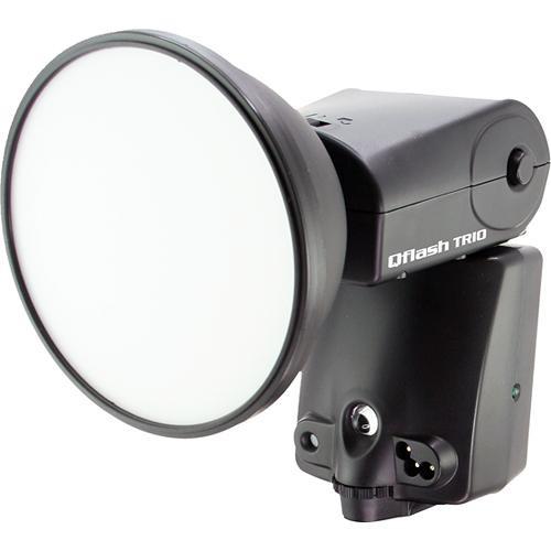 Quantum Studio Lighting: Quantum Instruments Qflash TRIO Flash For Canon Cameras 860300