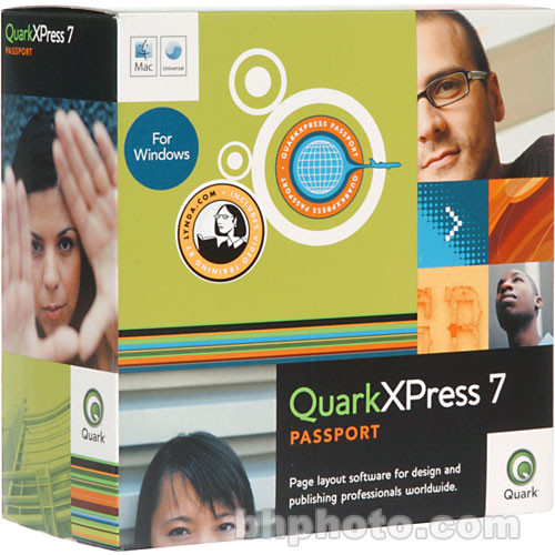 quarkxpress passport
