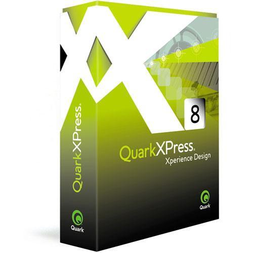 quarkxpress 8 for mac