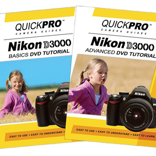 Amazon. Com: nikon d3000 jumpstart guide (tutorial dvd): movies & tv.