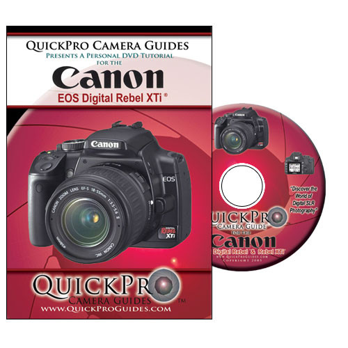 Canon EOS Rebel XTi Driver for Windows Download