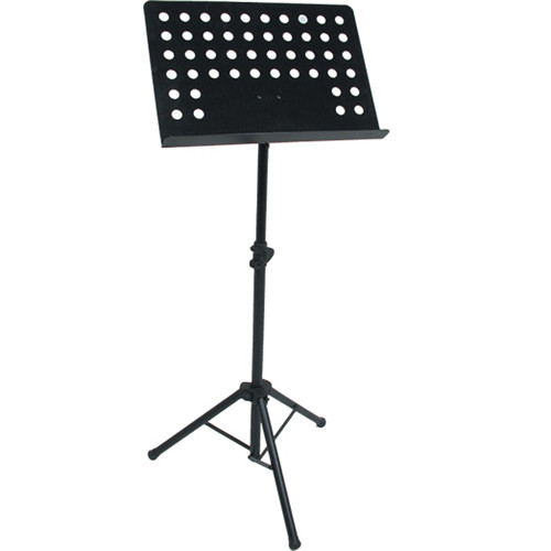 quiklok ms331 sheet music stand black ms 331 b h photo video. Black Bedroom Furniture Sets. Home Design Ideas
