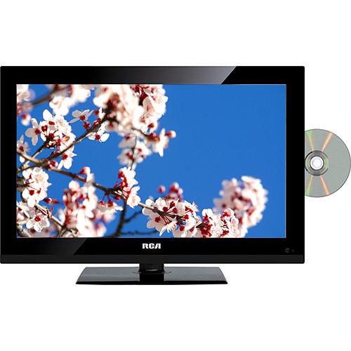 "RCA DECK215R 21.5"" LED HDTV With DVD Player DECK215R B&H"